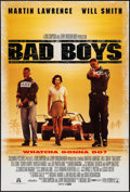 """Movie Posters:Action, Bad Boys & Other Lot (Columbia, 1995). One Sheets (2) (27"""" X 41"""", 26.75"""" X 39.75""""). Action.. ... (Total: 2 Items)"""