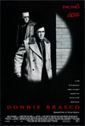 "Movie Posters:Crime, Donnie Brasco & Others Lot (Tri-Star, 1997). One Sheets (3)(27"" X 40"") DS. Crime.. ... (Total: 3 Items)"