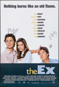 "Movie Posters:Comedy, The Ex & Other Lot (MGM, 2007). Autographed One Sheets (2) (27"" X 40""). Comedy.. ... (Total: 2 Items)"
