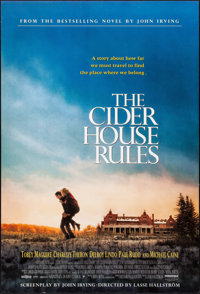 """The Cider House Rules & Others Lot (Miramax, 1999). One Sheets (6) (27"""" X 40"""" & 27"""" X 41&..."""
