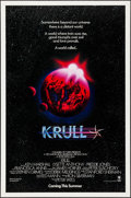 """Movie Posters:Fantasy, Krull & Others Lot (Columbia, 1983). One Sheets (3) (27"""" X 41"""",27"""" X 40) Advance. Fantasy.. ... (Total: 3 Items)"""