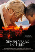 """Movie Posters:Adventure, Seven Years in Tibet & Others Lot (Tri-Star, 1997). One Sheets(3) (27"""" X 40"""") DS. Adventure.. ... (Total: 3 Items)"""