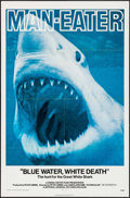 """Movie Posters:Documentary, Blue Water, White Death & Other Lot (National General, 1971). One Sheets (3) (27"""" X 41""""). Documentary.. ... (Total: 4 Items)"""