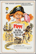 "Movie Posters:Adventure, Pippi in the South Seas & Others Lot (Endgame Entertainment,1974). One Sheets (5) (27"" X 41""). Adventure.. ... (Total: 5 Item)"