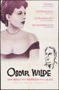 "Movie Posters:Drama, Oscar Wilde & Other Lot (Four City, 1960). Identical One Sheets (4) (26.75"" X 41"", 27"" X 41"") & Lobby Card Set of 8 )(11"" X ... (Total: 12 Items)"