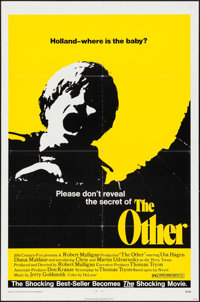 "The Other & Others Lot (20th Century Fox, 1972). One Sheets (3) (27"" X 41"") & Lobby Card Set of 8 (11&..."