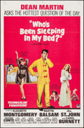 """Movie Posters:Comedy, Who's Been Sleeping in My Bed? & Others Lot (Paramount, 1963). One Sheet (27"""" X 41""""), Lobby Card Set of 8 & Title Lobby Card... (Total: 11 Items)"""