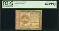 Colonial Notes:Continental Congress Issues, Continental Currency January 14, 1779 $80 PCGS Very Choice New 64PPQ.. ...