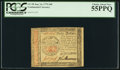 Colonial Notes:Continental Congress Issues, Continental Currency January 14, 1779 $40 PCGS Choice Abou...