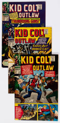 Silver Age (1956-1969):Western, Kid Colt Outlaw Group of 25 (Marvel, 1966-71) Condition: AverageVF/NM.... (Total: 25 Comic Books)