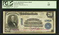 National Bank Notes:Virginia, Charlottesville, VA - $20 1902 Plain Back Fr. 657 NB & TC Ch. #10618. ...