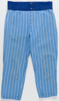 Baseball Collectibles:Uniforms, 1979 Bobby Murcer Game Worn Chicago Cubs Pants. . ...