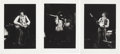 Music Memorabilia:Photos, Jimi Hendrix at Monterey - Group of Limited Edition Black and WhitePhotos by Bruce Fleming (1967)....