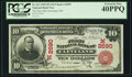 Cleveland, OH - $10 1902 Red Seal Fr. 613 The First NB Ch. # (M)2690