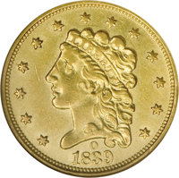 1839-O $2 1/2 --Cleaned--ANACS. AU Details, Net XF45. Rotated Dies....(PCGS# 7701)
