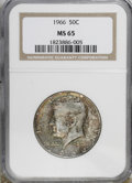 Kennedy Half Dollars: , 1966 50C MS65 NGC. NGC Census: (67/25). PCGS Population (164/52).Mintage: 108,984,928. Numismedia Wsl. Price for NGC/PCGS ...