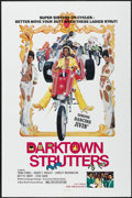 "Movie Posters:Blaxploitation, Darktown Strutters (New World, 1975). One Sheet (27"" X 41"").Blaxploitation. ..."