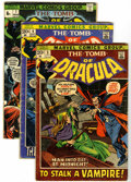 Bronze Age (1970-1979):Horror, Tomb of Dracula Group (Marvel, 1973-79)....