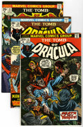 Bronze Age (1970-1979):Horror, Tomb of Dracula Group (Marvel, 1972-78)....