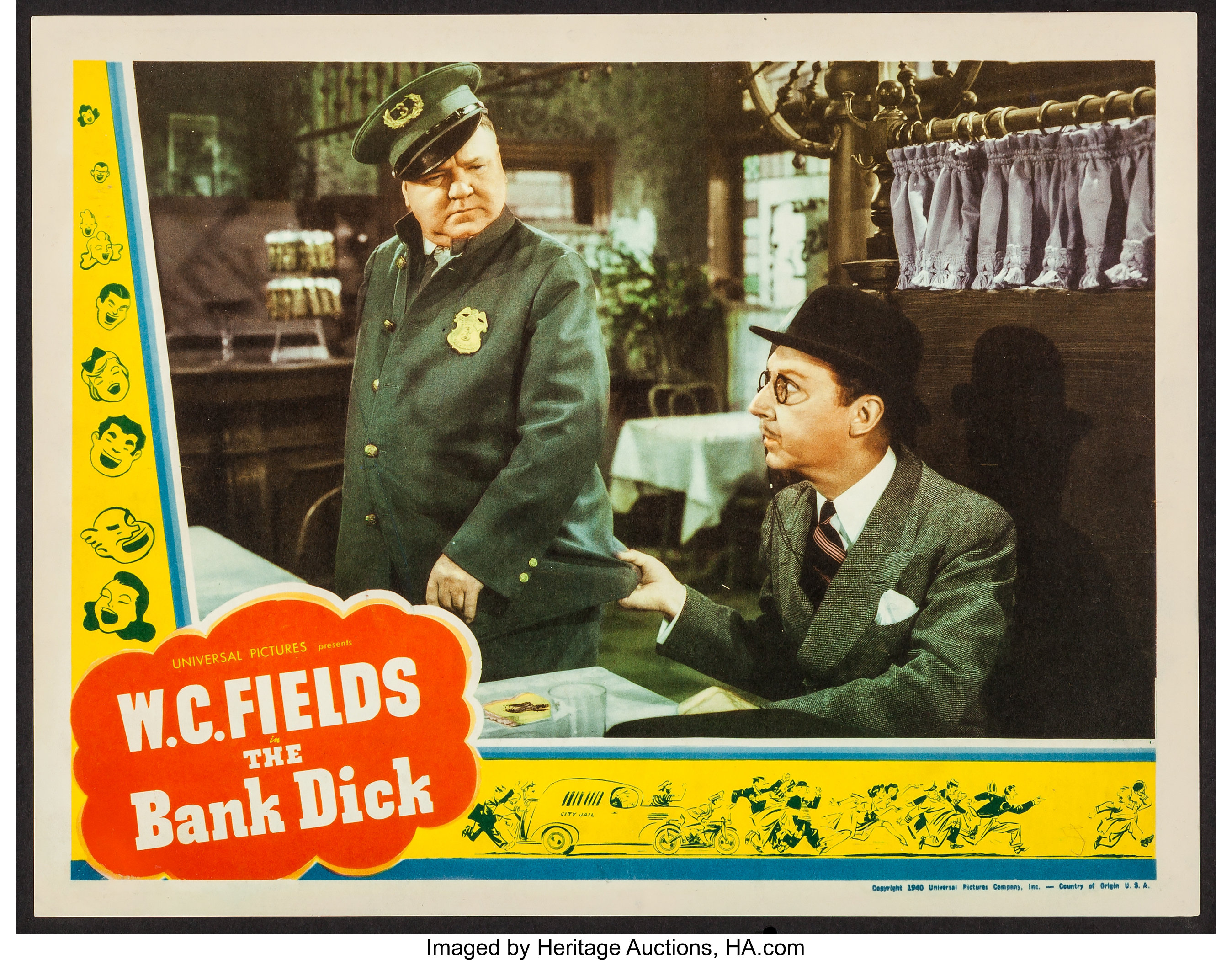 The Bank Dick (1940)  Comedy