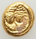 Ancients:Byzantine, Ancients: Heraclius (AD 610-641) and Heraclius Constantine (AD613-641). AV solidus (4.50 gm). XF, deposits. ...