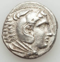 Ancients:Greek, Ancients: MACEDONIAN KINGDOM. Alexander III the Great (336-323 BC).AR tetradrachm (17.02 gm). XF....