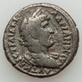 Ancients:Roman Provincial , Ancients: EGYPT. Alexandria. Hadrian (AD 117-138). BI tetradrachm(12.35 gm). About VF....