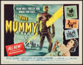 "Movie Posters:Horror, The Mummy (Universal International, 1959). Title Lobby Card (11"" X 14""). Horror.. ..."