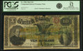 Large Size:Compound Interest Treasury Notes, Fr. 190b $10 1864 Compound Interest Treasury Note PCGS Fine 12Apparent.. ...
