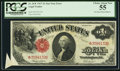 Fr. 36* $1 1917 Legal Tender PCGS Choice About New 55