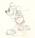 Animation Art:Production Drawing, Moose Hunters Goofy and Donald Duck ...