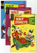 Bronze Age (1970-1979):Cartoon Character, Walt Disney's Comics and Stories Group (Gold Key, 1967-74)Condition: Average FN.... (Total: 25 Comic Books)