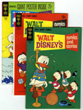 Bronze Age (1970-1979):Cartoon Character, Walt Disney's Comics and Stories Group (Gold Key, 1969-72)Condition: Average VF-.... (Total: 15 Comic Books)