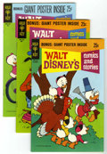 Bronze Age (1970-1979):Cartoon Character, Walt Disney's Comics and Stories Group (Gold Key, 1969-72)Condition: Average NM-.... (Total: 7 Comic Books)