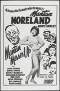 "Movie Posters:Black Films, Mantan Messes Up (Toddy Pictures, R-1949). One Sheet (27"" X 41"").Black Films. ..."
