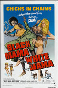 "Movie Posters:Blaxploitation, Black Mama, White Mama (American International, 1972). One Sheet(27"" X 41""). Bad Girl. . ..."