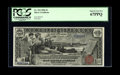 Large Size:Silver Certificates, Fr. 224 $1 1896 Silver Certificate PCGS Superb Gem New 67PPQ....