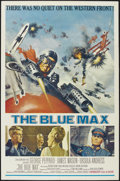 "Movie Posters:War, The Blue Max (20th Century Fox, 1966). One Sheet (27"" X 41""). War...."