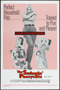 """Movie Posters:Adult, The Swingin' Pussycats (Hemisphere Pictures, 1972). One Sheet (27"""" X 41""""). Adult. ..."""