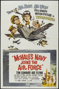 """Movie Posters:Comedy, McHale's Navy Joins the Air Force (Universal, 1965). One Sheet (27"""" X 41""""). Comedy. ..."""
