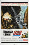 "Movie Posters:War, 633 Squadron (United Artists, 1964). One Sheet (27"" X 41""). War...."