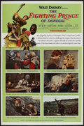 "Movie Posters:Adventure, The Fighting Prince of Donegal (Buena Vista, 1966). One Sheet (27""X 41"") Style B. Adventure. ..."
