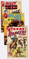 Silver Age (1956-1969):Western, Charlton Silver Age Western Group of 30 (Charlton, 1960s)Condition: Average VF.... (Total: 30 Comic Books)