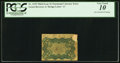 Fractional Currency:Third Issue, Fr. 1239 5¢ Third Issue PCGS Very Good 10.. ...