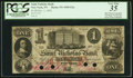 New York, NY- Saint Nicholas Bank $1 Nov. 1, 1859 G2a