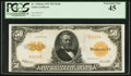 Large Size:Gold Certificates, Fr. 1200a Mule $50 1922 Gold Certificate PCGS Extremely Fine 45.....