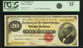 Large Size:Gold Certificates, Fr. 1178 $20 1882 Gold Certificate PCGS Very Fine 25.. ...