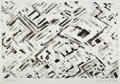 Fine Art - Work on Paper:Print, Niswonger (20th century). Untitled, 1983. Lithograph on wovepaper. 26-1/2 x 40 inches (67.3 x 101.6 cm) (sheet). Offset...
