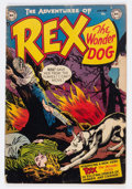 Golden Age (1938-1955):Miscellaneous, Adventures of Rex the Wonder Dog #1 (DC, 1952) Condition: GD....
