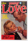 Golden Age (1938-1955):Romance, Young Love #49 (Prize, 1953) Condition: VF-....